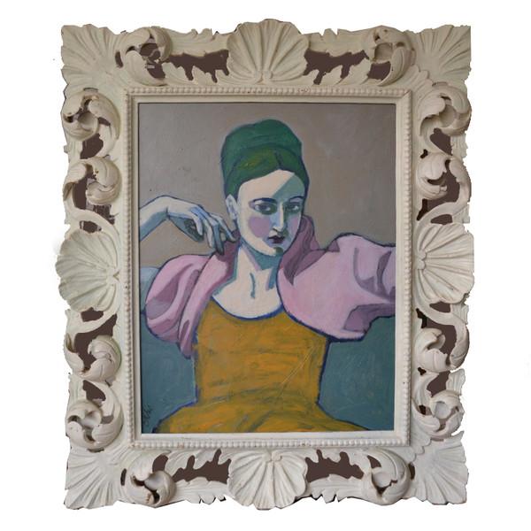 Portrait of Miss Zuzu Cleary