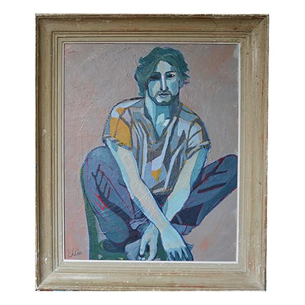Portrait of Francis Farrow