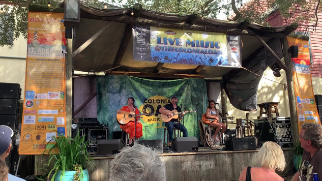 Saint Augustine Songwriters Festival