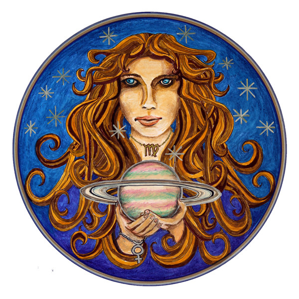Saturn in Virgo