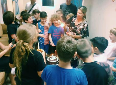 אירוע יום הולדת בחדר בריחה ראנאווי