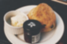 Ginjams Gin Cream Tea