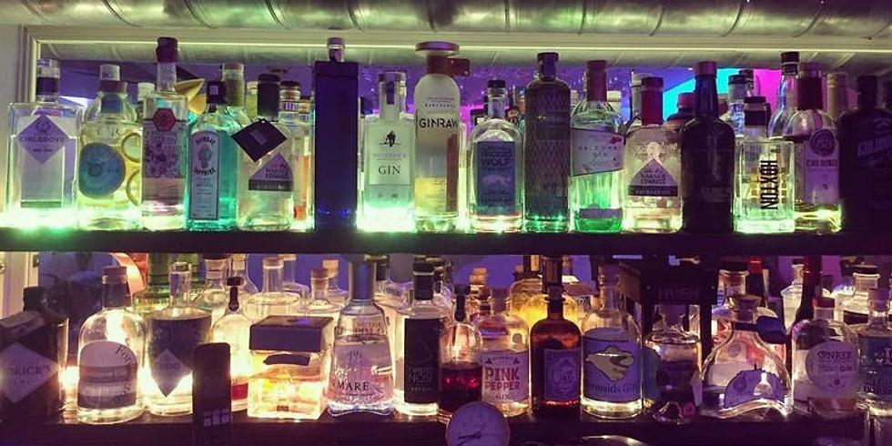 Gin Tasting @ginjams