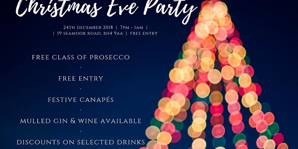 Ginjams Christmas Eve Party 2018