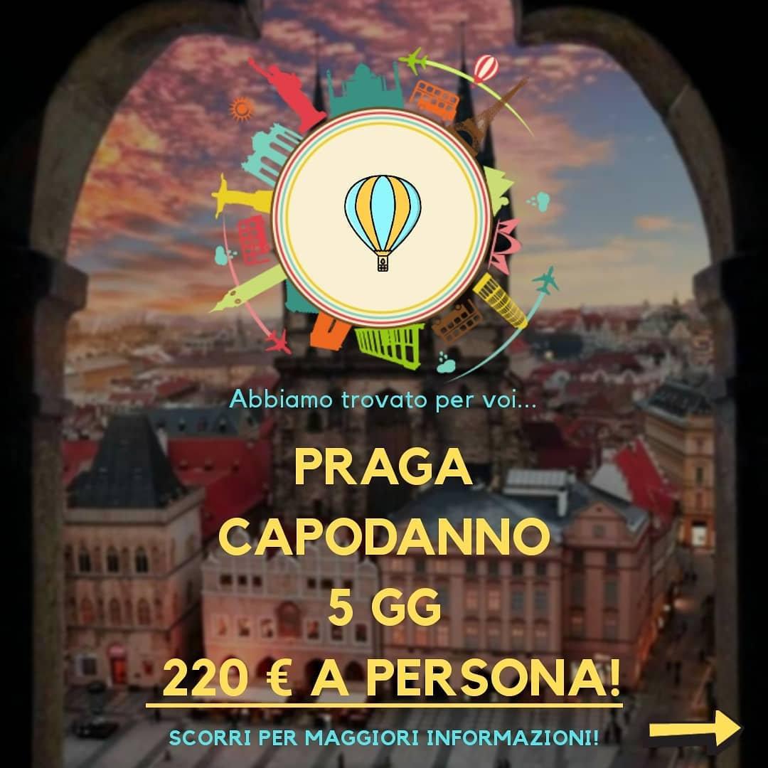 Capodanno a Praga!
