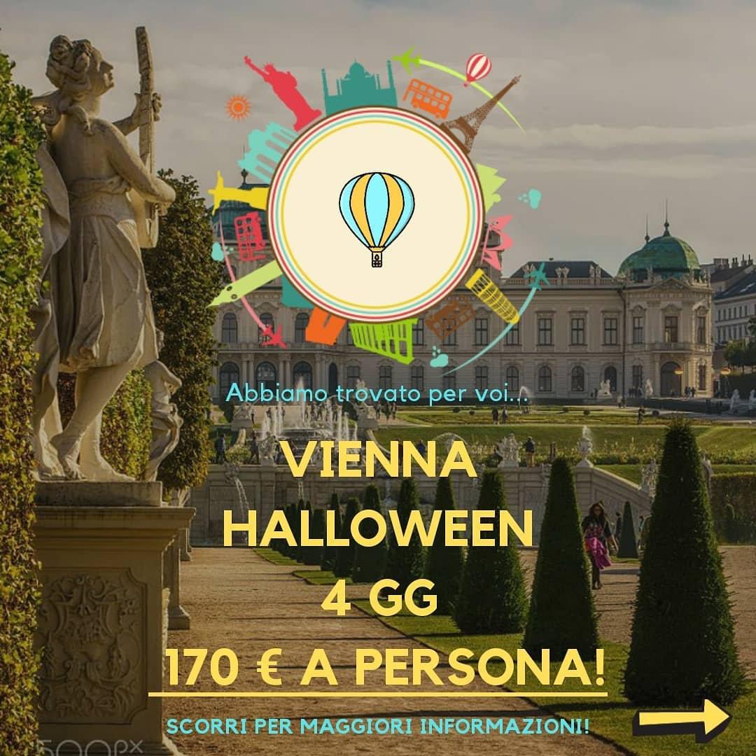 Halloween a Vienna!
