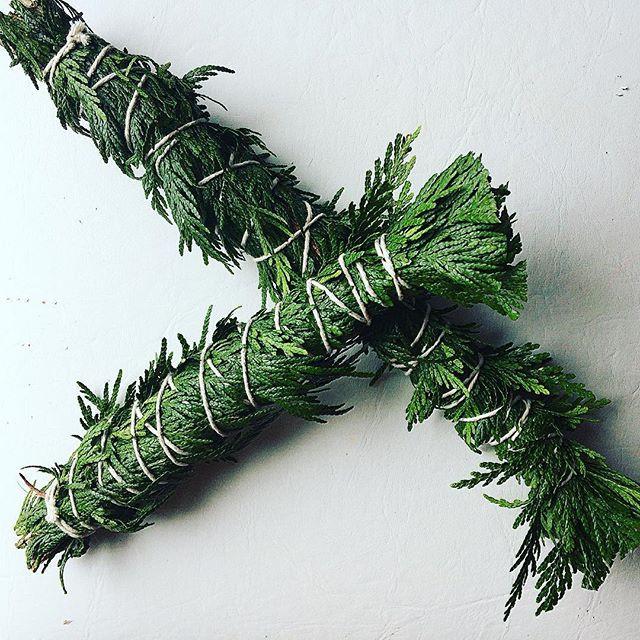 Cedar Smudge Stick