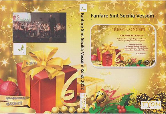 Kerstconcert Fanfare 2013