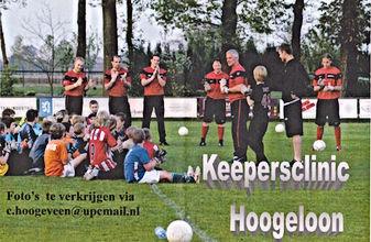 Keepersclinic Hoogeloon