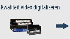 ude video's digitaliseren+