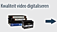 ude video's digitaliseren+