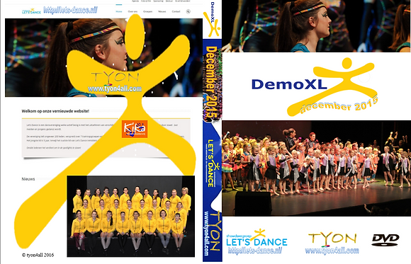 Lets Dance demo XL 2015