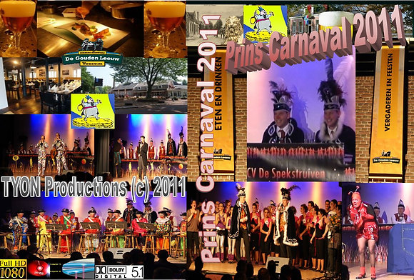 SPEKSTRUIVEN Zittingsavond 2011 DVD