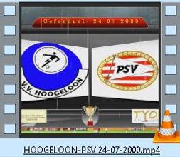 Hoogeloon- Psv