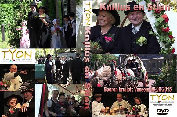 Knillus en Stien 2015