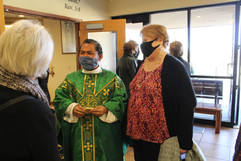Fr. David's 17th Year of Priestly Ordination