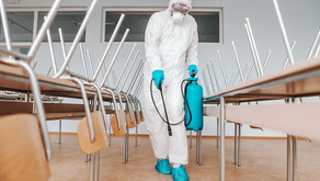 How school contract cleaning keeps everyone safe
