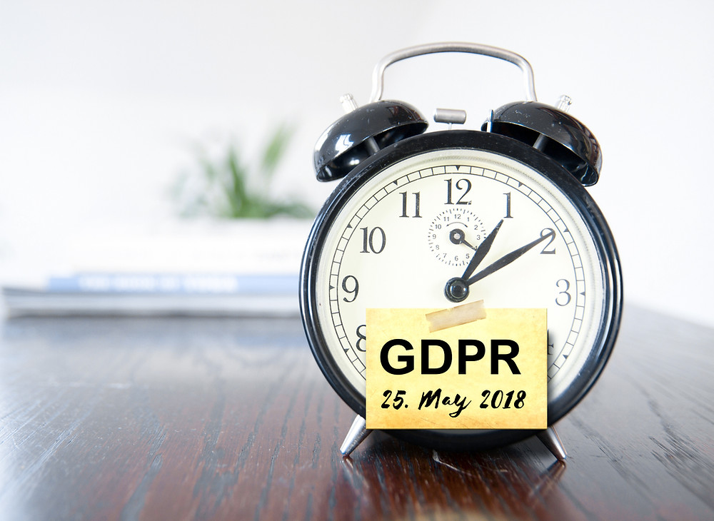 GDPR, 25 days and counting