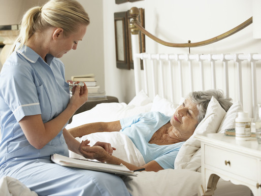 Why home healthcare workers need lone worker protection