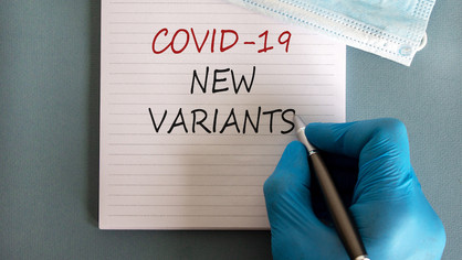 What steps are we taking to address Covid-19 variants?