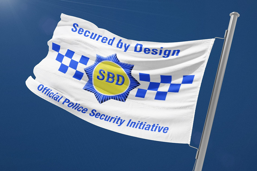 The Secured by Design scheme is backed by UK police
