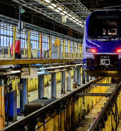 Rail undercarriage cleaning from React_V