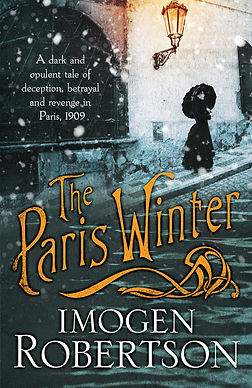 The Paris Winter, Imogen Robertson