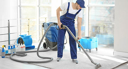 Carpet & Floor Cleaning from React Speci