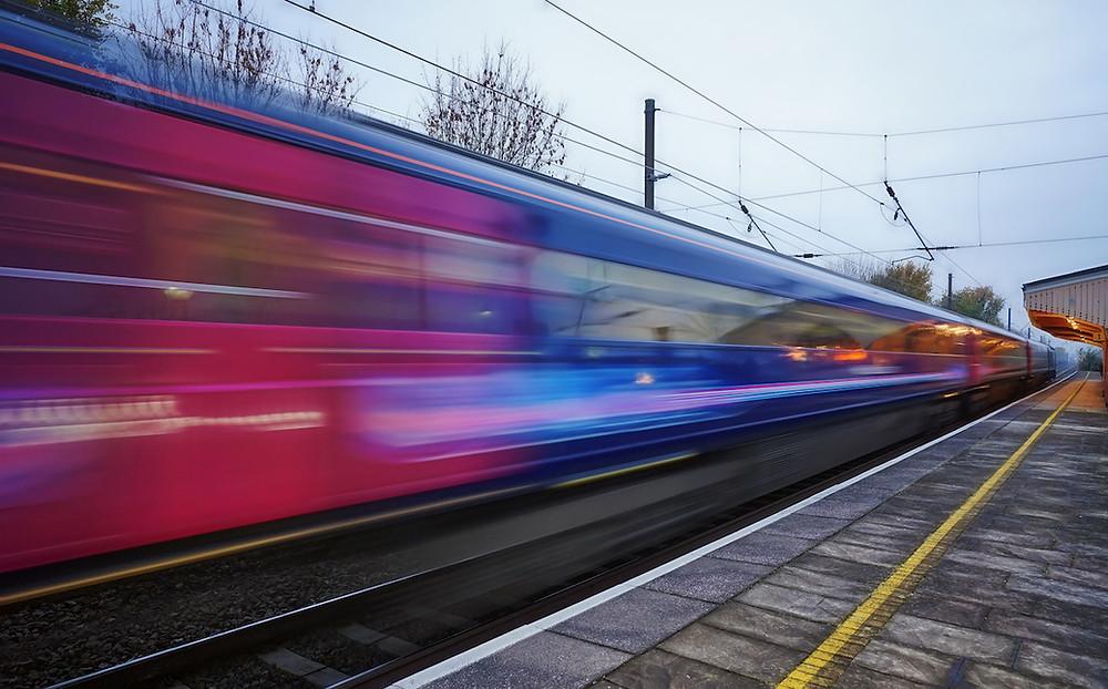 Health & Hygiene on the rail network