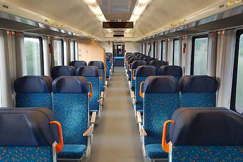 Train carriage Cleaning from React Speci