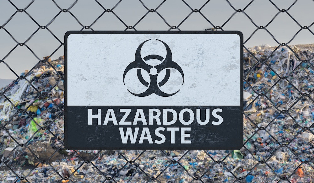 hazardous waste removal by React Specialist Cleaning