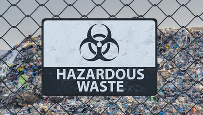 How hazardous waste removal protects the public and environment