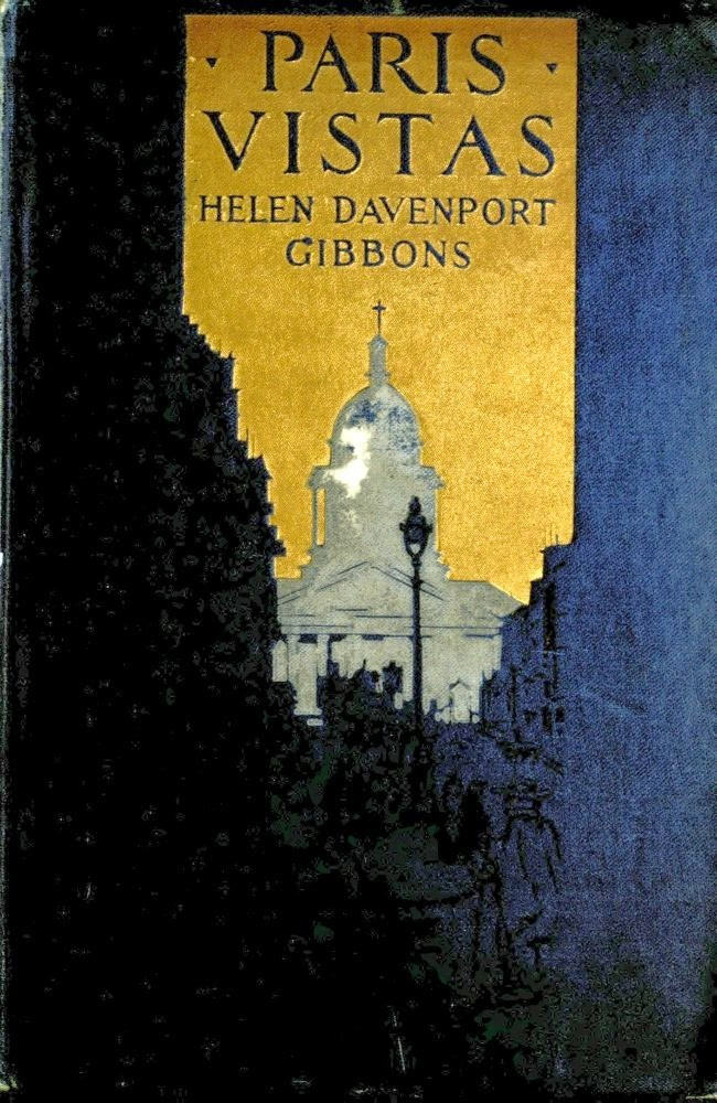 Paris Vistas, Helen Davenport Gibbons