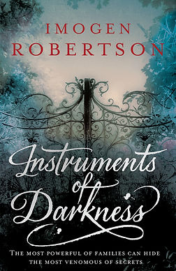 Instruments of Darkness, Imogen Robertson