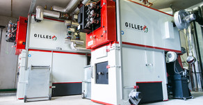 Biomass boilers can contribute to a lower-carbon future