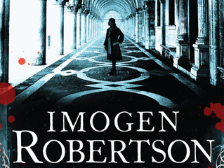 Circle of Shadows and Gengenbach by Imogen Robertson