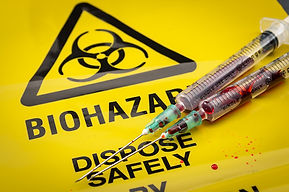 biohazard and clinical waste removal fro