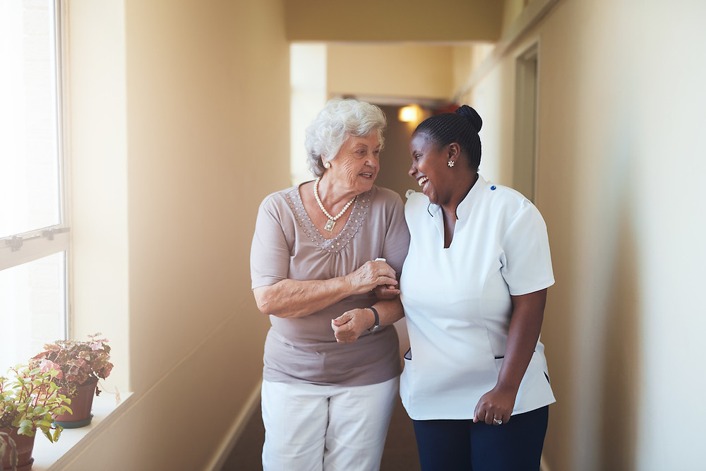 Caring for residential care workers