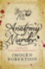 Anatomy of Murder, Imogen Robertson