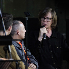 Dir Stuart Swezey & Thurston Moore @Sheffield Doc Fest June 2018