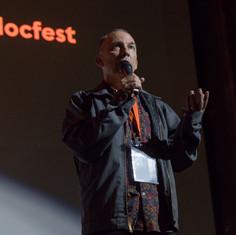Dir. Stuart Swezey @ Sheffield Doc Fest June 2018