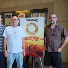 Desolation Center doc Cast & Crew screening @The Egyptian Theater, Hollywood.  June 2018