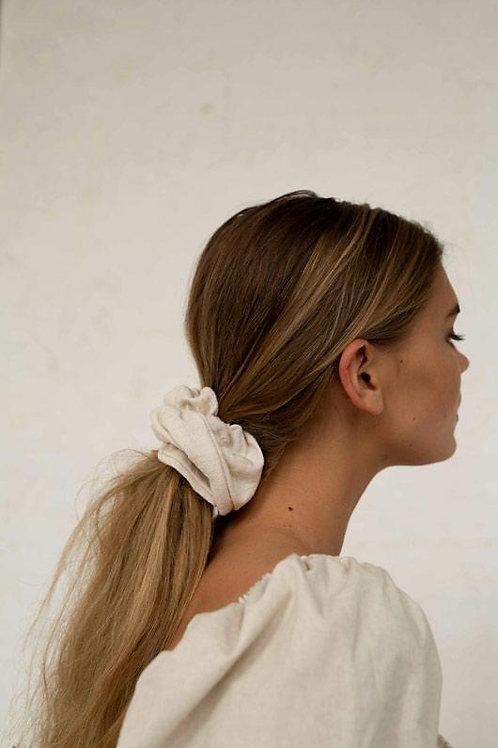 Atelier des Femmes - Big scrunchie Fleuri