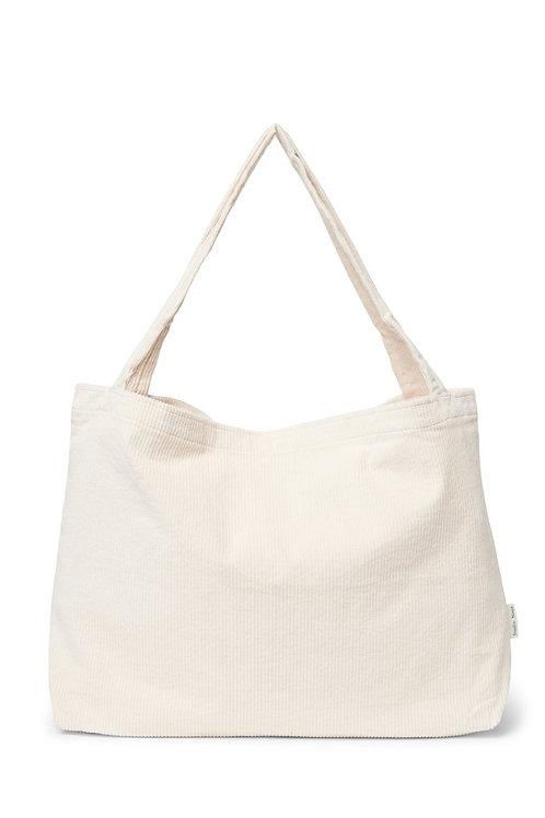 Studio Noos - Mom-bag old white rib