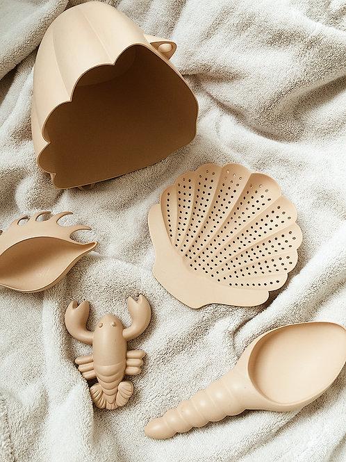 Konges sløjd - beach set beige