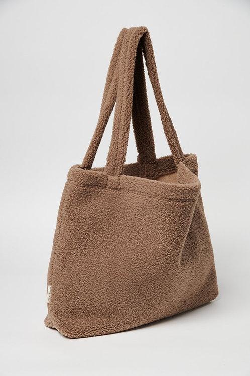 Studio Noos - Mom-bag brown Chunky Teddy
