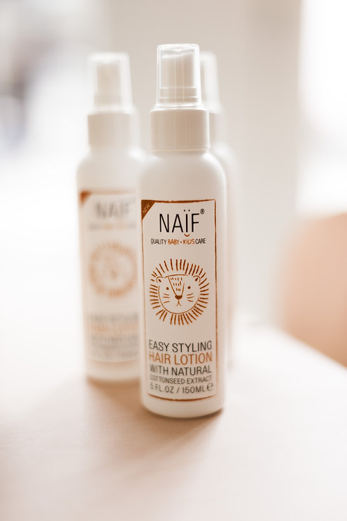 Naïf Care - Easy Styling Hair Lotion