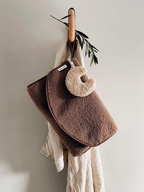 Studio Noos - Chunky changing mat brown