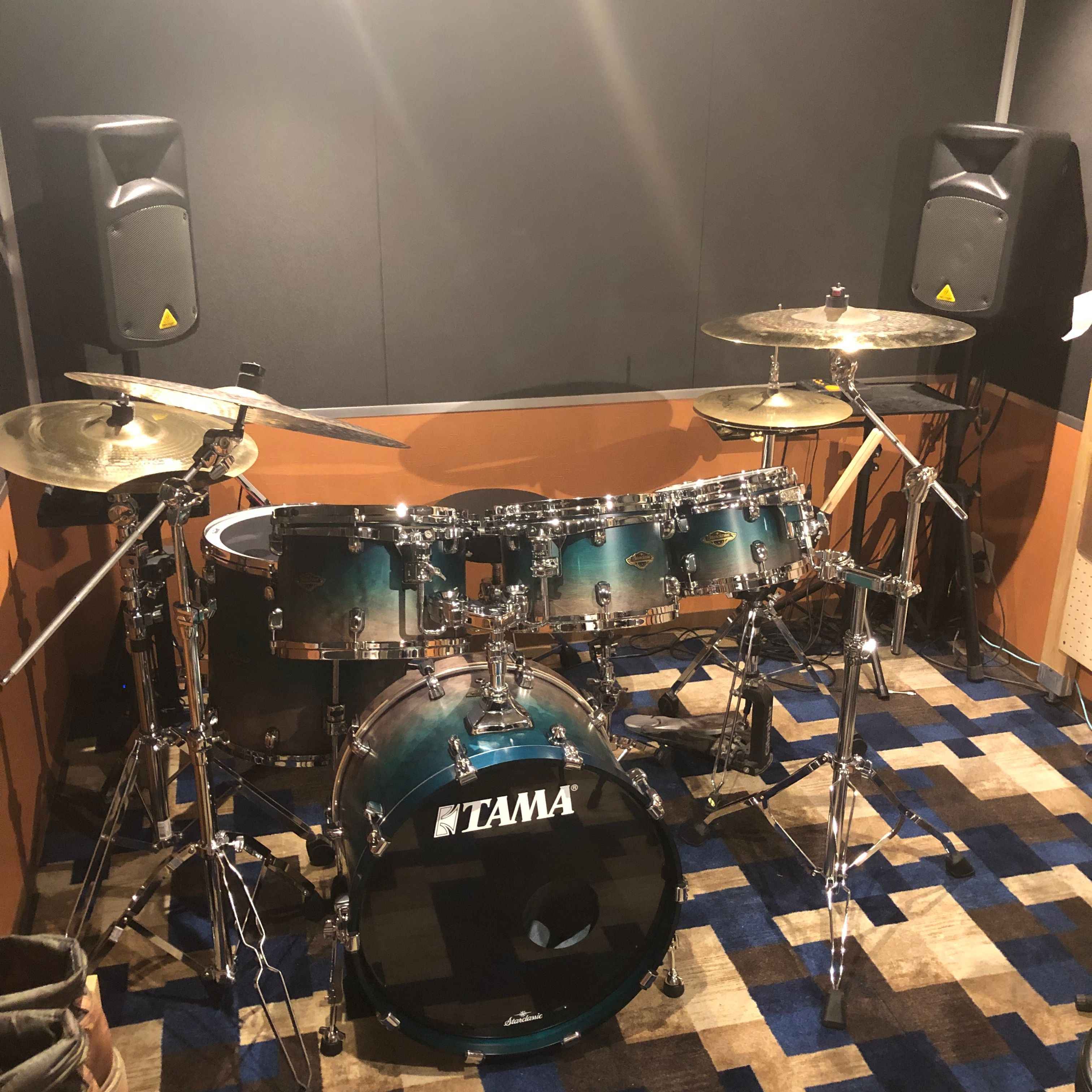 AIRY DRUMSHED CAMP 2hours