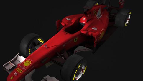 F1 - Ferrari 2009
